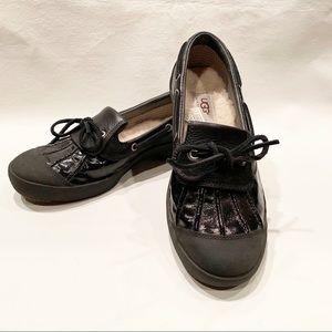 UGG Australia Black Shoes